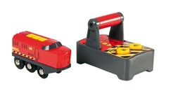 BRIO World 33213 R/C Lokomotiv