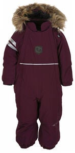 Lindberg Colden Babydress, Plum