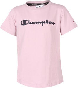 Champion Kids Crewneck T-Shirt, Violet Ice