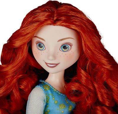 Disney Princess Docka Royal Shimmer Merida