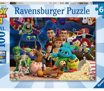 Ravensburger Disney Toy Story 4 100 Deler