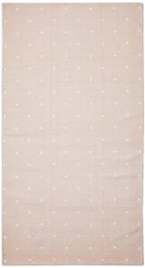 Alice & Fox Gulvteppe Dotty, Whisper Pink