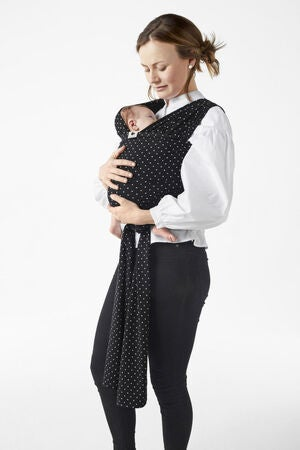 Coracor Bæresjal Small Dot, Black