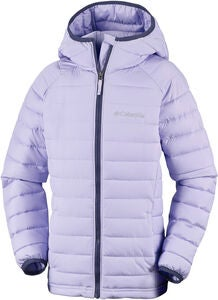 Columbia Powder Lite Jakke, Soft Violet