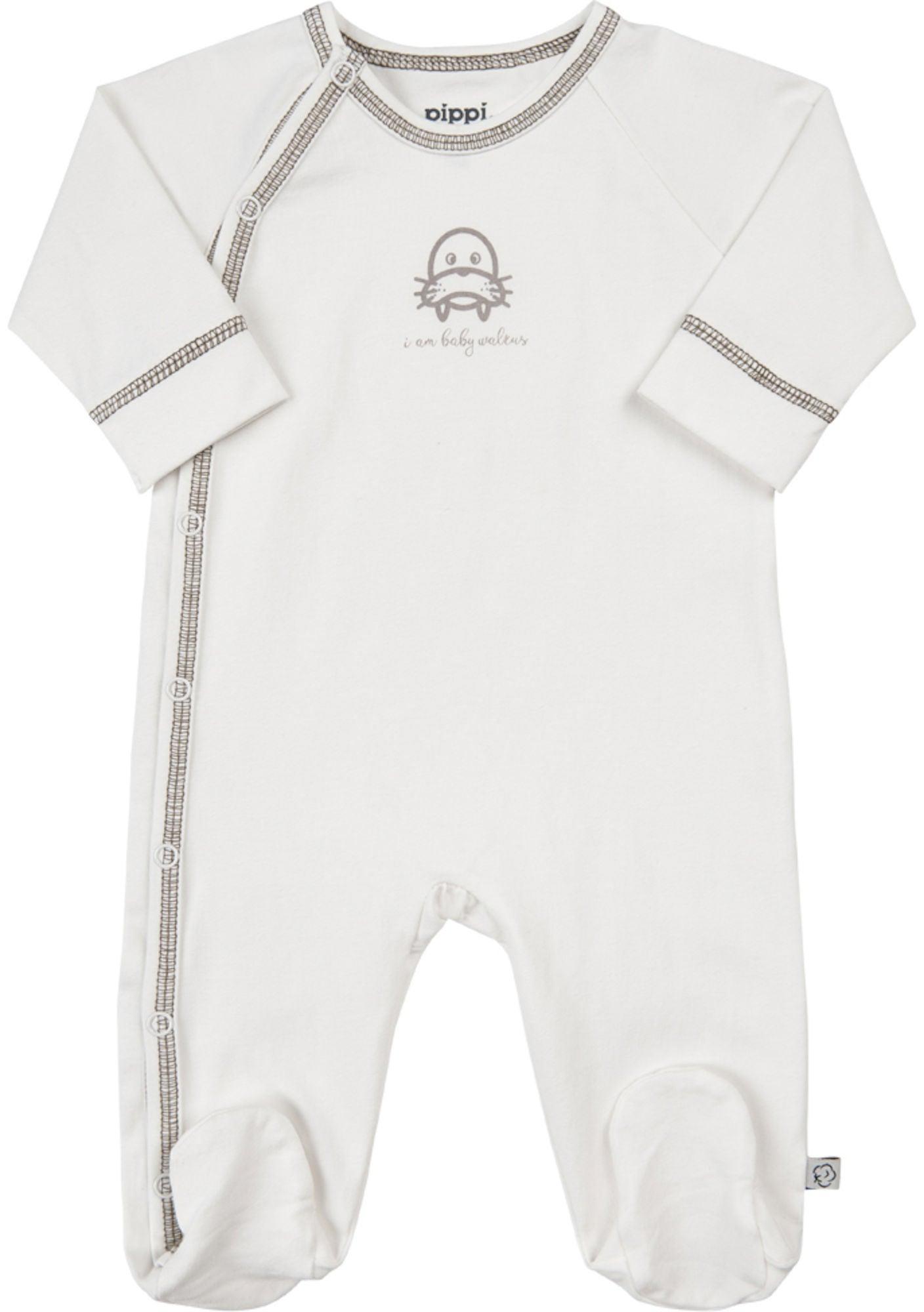 Pippi Jumpsuit, Marshmallow White 80