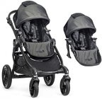 Baby Jogger City Select Søskenvogn, Charcoal