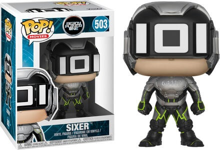 POP! Ready Player One Samlefigur Sixer