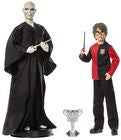 Harry Potter Voldemort Dukke - 2 Pack Fashion Dukke