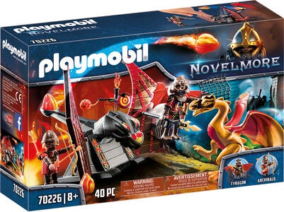 Playmobil 70226 Dragetrening