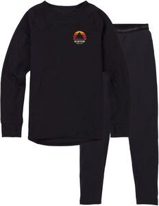 Burton Youth 1St Layer Superundertøy, True Black