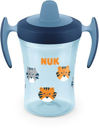 NUK Evolution Trainer Cup Tåtekopp, Blå