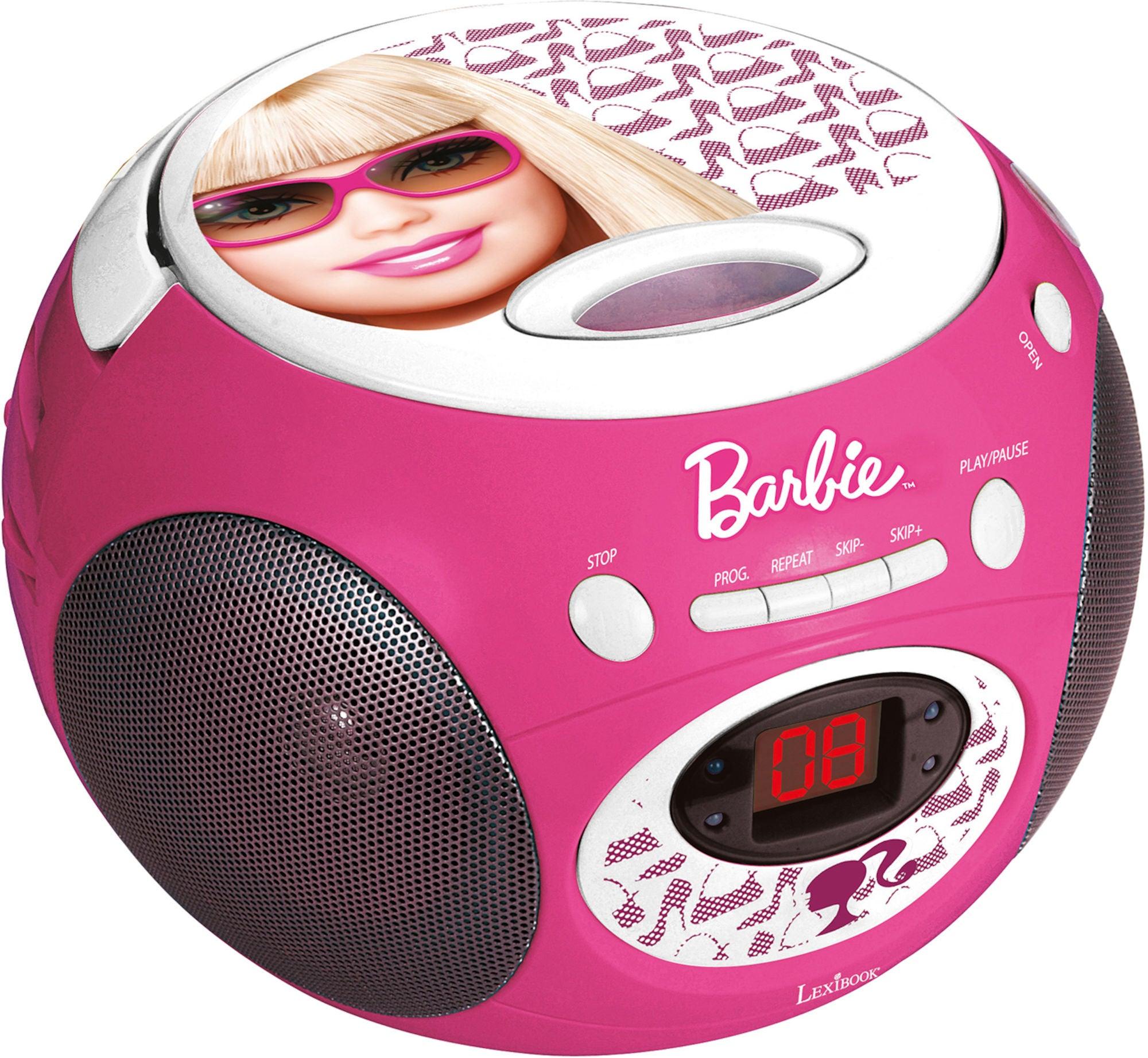 Barbie Boombox CD-spiller