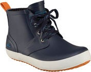 Viking Lillesand JR Sneaker, Navy/Orange