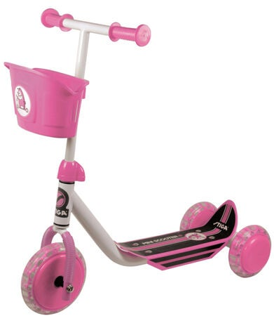 STIGA Scooter Mini Kid 3W Rosa