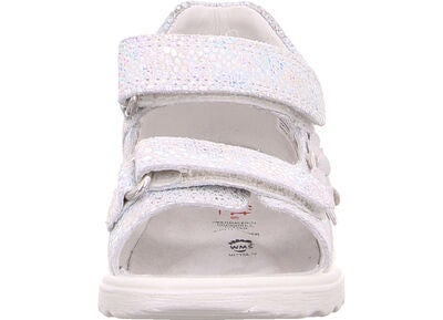 Superfit Lettie Sandal, White
