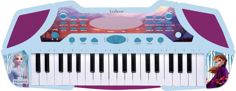 Disney Frozen Keyboard Med Mikrofon