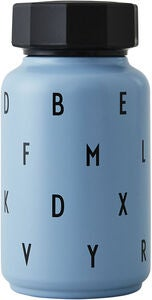 Design Letters Termos Kids, Blue