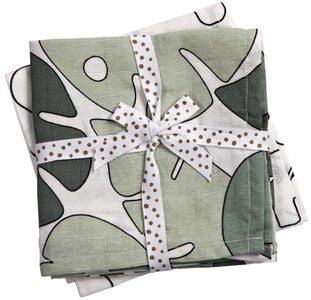 Done by Deer Tiny Tropics Teppe 120x120 2-Pack