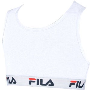FILA Junior Topp, White
