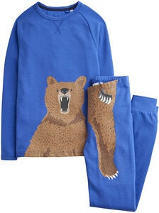 Tom Joule Pyjamas, Dazzling Blue