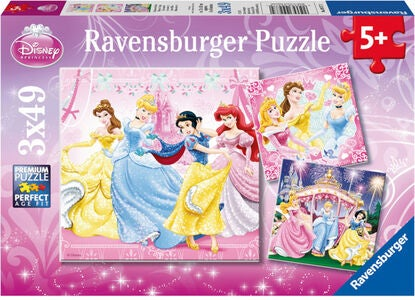 Ravensburger Disney Princess Puslespill