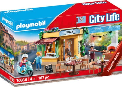 Playmobil 70336 Pizzeria
