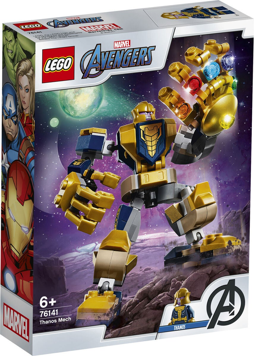 LEGO Super Heroes 76141 Thanos Mech