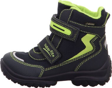 Superfit Snowcat GORE-TEX Vintersko, Blue/Green