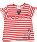 Disney Minni Mus T-Skjorte, Red