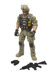 Soldier Force  Operation Sandstorm Soldatfigur