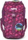Ergobag Mini NightcrawlBear Ryggsekk 10L, Flower Wheel Purple