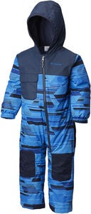 Columbia Hot-Tot Vinterdress, Super Blue Geo Print