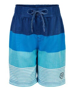 Color Kids Badeshorts, Estate Blue