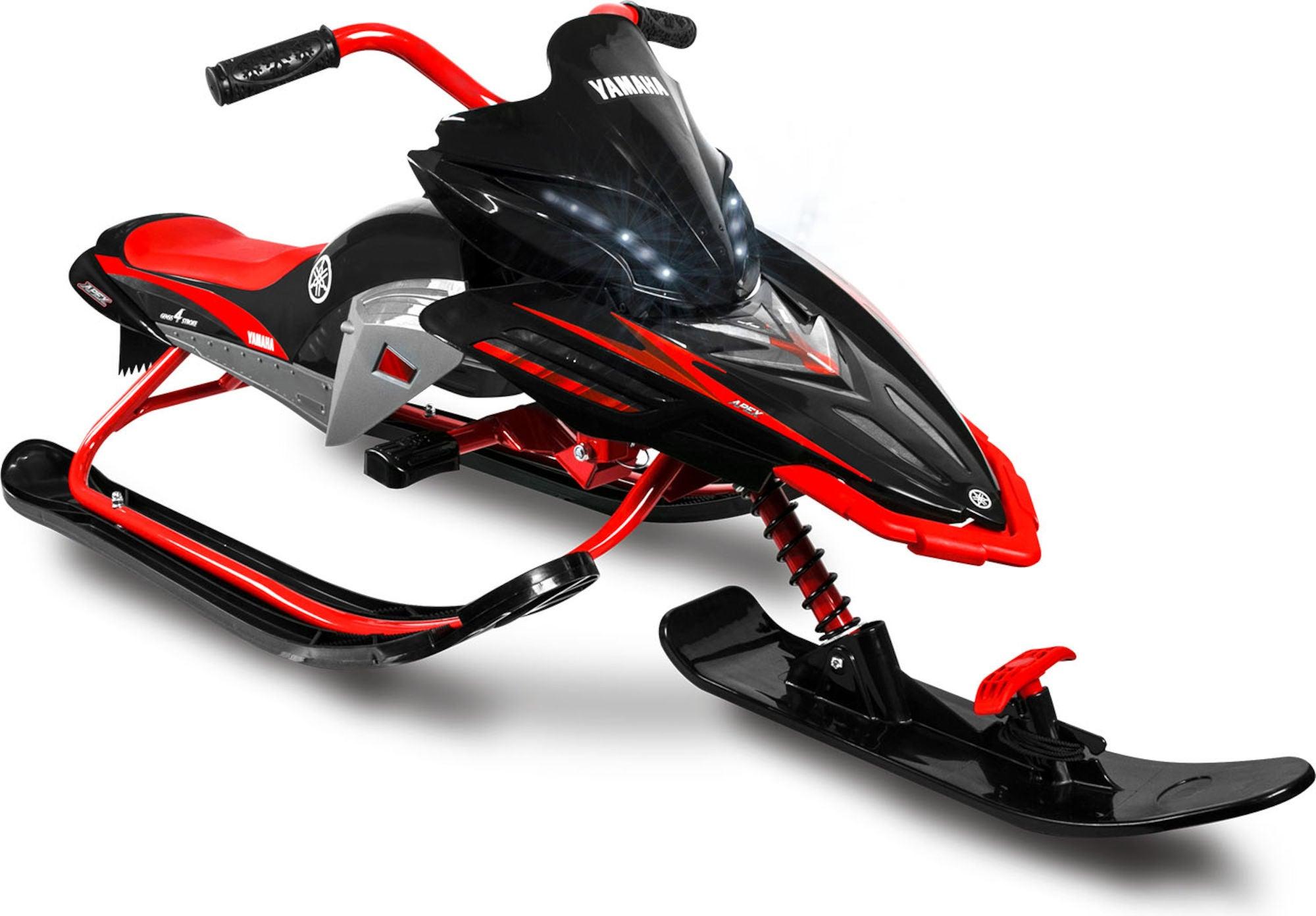 Yamaha Snow Trike, Rød