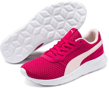 Puma ST Activate Jr Sneaker, Pink