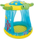 Bestwaa Turtle Totz Play Pool Babybasseng