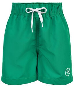 Color Kids Badeshorts, Golf Green