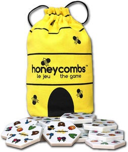Honeycombs Familiespill