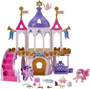 My Little Pony Lekesett Friendship Castle