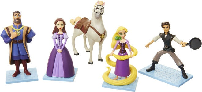 Disney Princess Figurer Rapunzel