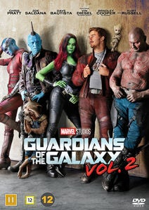 Marvel Guardians Of The Galaxy 2 DVD