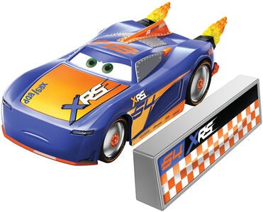 Disney Cars Rocket Racing Die-Cast Barry DePedal 1:55