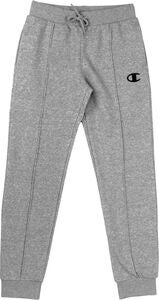 Champion Kids Rib Joggebukse, Grey Melange Light