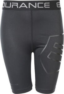 Endurance Lebay Korte Tights, Black
