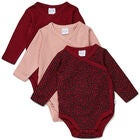 Luca & Lola Alexie Body 3-pack, Red Leo