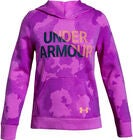 Under Armour Rival Hettegenser, Fluo Fuchsia