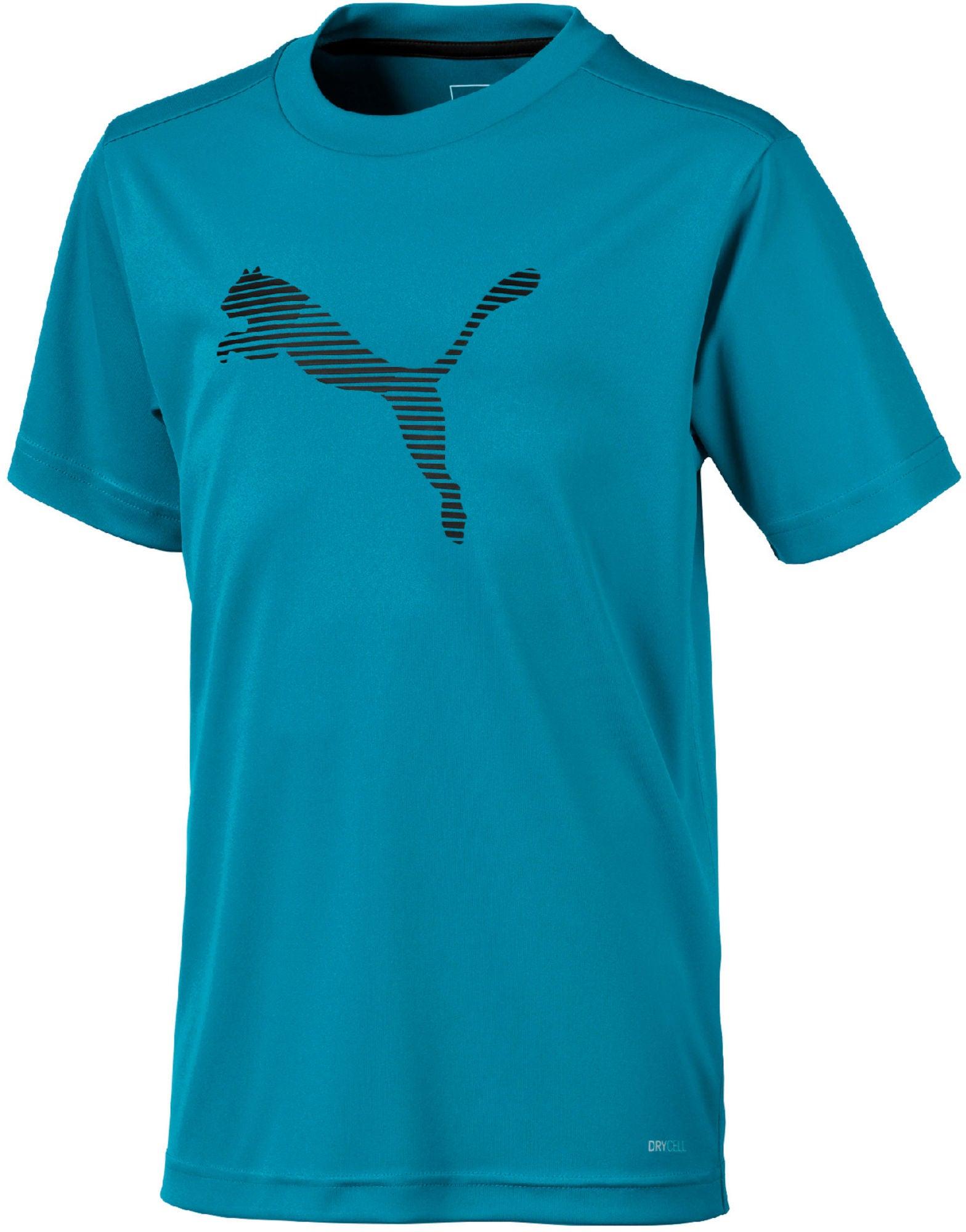 Kjøp Puma Ftblplay T skjorte, Caribbean | Jollyroom