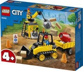 LEGO City Great Vehicles 60252 Bulldoser