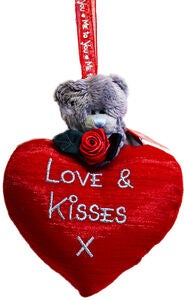 Me To You Kosedyr Love And Kisses 13 cm
