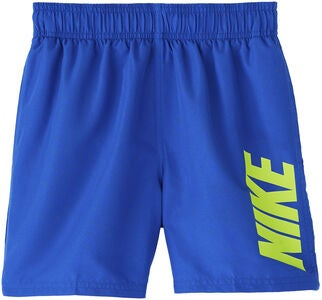 Nike Swim 4 tum Volley Badebukse, Hyper Royal